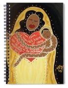 La Negrita Spiral Notebook