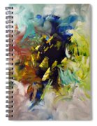La Palette Enchantee Spiral Notebook