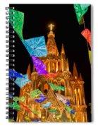 La Parroquia Celebration Spiral Notebook