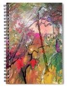 La Provence 03 Spiral Notebook