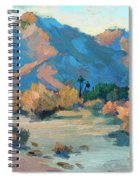La Quinta Cove - Highway 52 Spiral Notebook