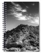 La Quinta Early Morning Spiral Notebook