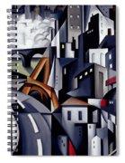 La Rive Gauche Spiral Notebook