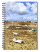 La Rocque - Jersey Spiral Notebook