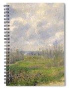 La Sente Du Chou Near Pontoise Spiral Notebook