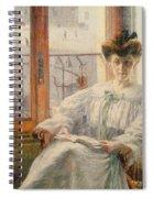 La Signora Massimino Spiral Notebook