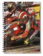 La Staccata Spiral Notebook