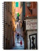 La Trappa Spiral Notebook