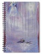 La Virgen Del Balsero Spiral Notebook