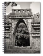 Labna Famous Arch Spiral Notebook