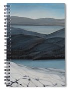 Labrador The Big Land Spiral Notebook