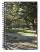 Labyrinth Retreat Spiral Notebook