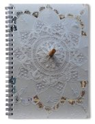 Lace Umbrella Spiral Notebook