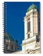 Lackawanna Basilica 12411 Spiral Notebook