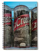 Lacrosse Lager Spiral Notebook