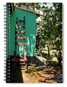 Ladder Spiral Notebook
