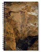 Ladder To The Center Of The Earth Spiral Notebook