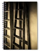 Ladders Spiral Notebook