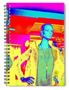 Ladies In Yellow Spiral Notebook