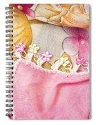 Ladies' Scarf Spiral Notebook