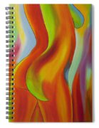 Ladies Spiral Notebook