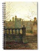 Lady Bountiful Spiral Notebook