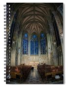 Lady Chapel At St Patrick's Catheral Spiral Notebook