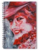 Lady Di Spiral Notebook
