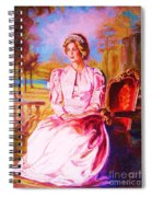 Lady Diana Our Princess Spiral Notebook