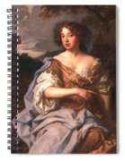 Lady Essex Finch, Later Countess Spiral Notebook