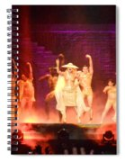 Paws Up Spiral Notebook