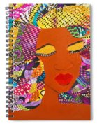 Lady J Spiral Notebook