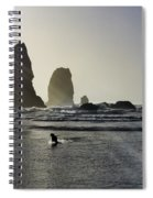 Lady Jessica Of The Great Northwest Spiral Notebook