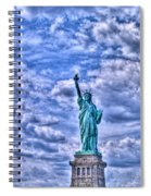 Lady L Spiral Notebook