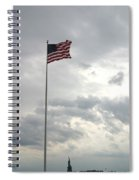 Lady Liberty 03 Spiral Notebook