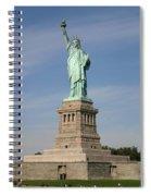 Lady Liberty 04 Spiral Notebook