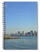 Lady Liberty 09 Spiral Notebook