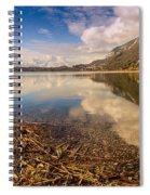 Lago Di Annone Spiral Notebook