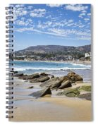 Laguna Beach Spiral Notebook