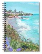 Laguna Beach Spiral Notebook