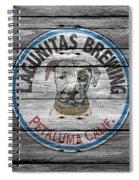 Lagunitas Brewing Spiral Notebook