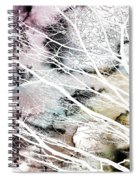 Laid Bare Spiral Notebook