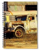 Laid To Rest Spiral Notebook