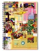 Lail Haseder 4dbab5774c Spiral Notebook