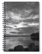 Lake Auburn  7p00297 Spiral Notebook