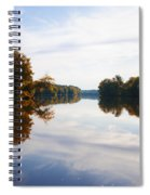 Lake Carnegie Princeton Spiral Notebook