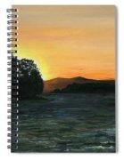Lake Champlain Adirondack Mountains Vt/ny Spiral Notebook