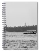 Lake Crossing Spiral Notebook