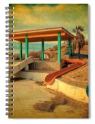 Lake Delores Water Park 2 Spiral Notebook