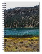 Lake Fall Colors Spiral Notebook